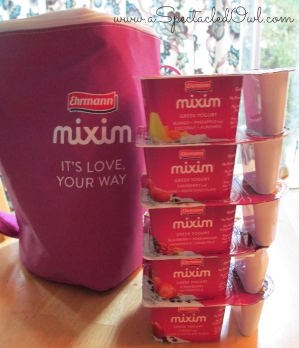 Ehrmann MIXIM Greek Yogurt