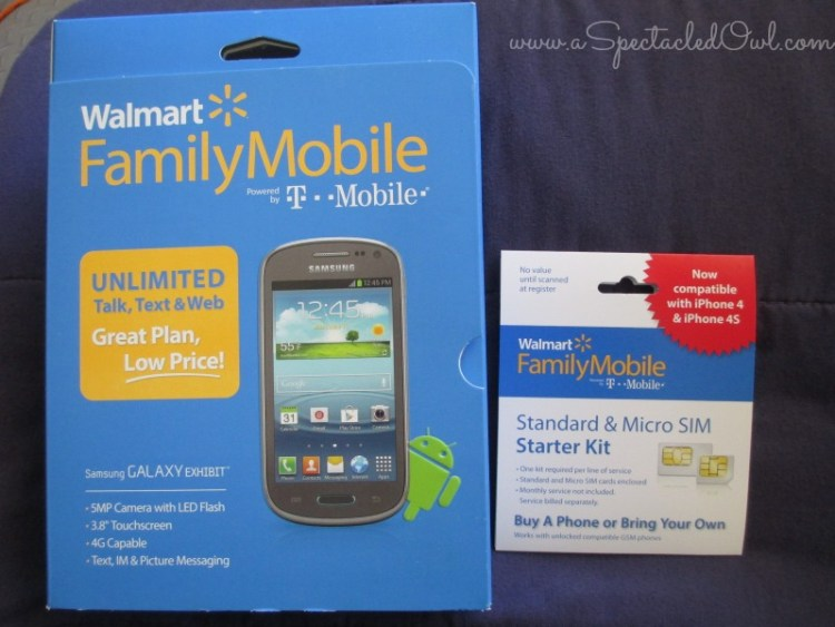 #MaxYourTax With Walmart Family Mobile (Unlimited Talk, Text and Data/Web)