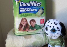 Creating a Bedtime Routine with GoodNites® Disposable Bed Mats