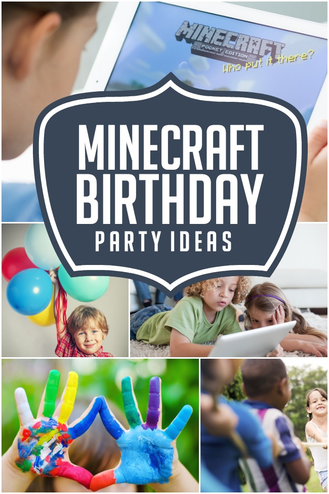 minecraft-birthday-party-ideas