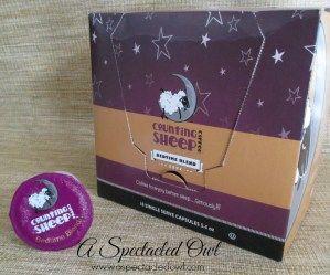 Counting Sheep Coffee Review & Giveaway