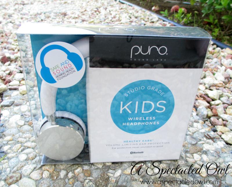 Kid's Wireless Headphones from Puro Sound