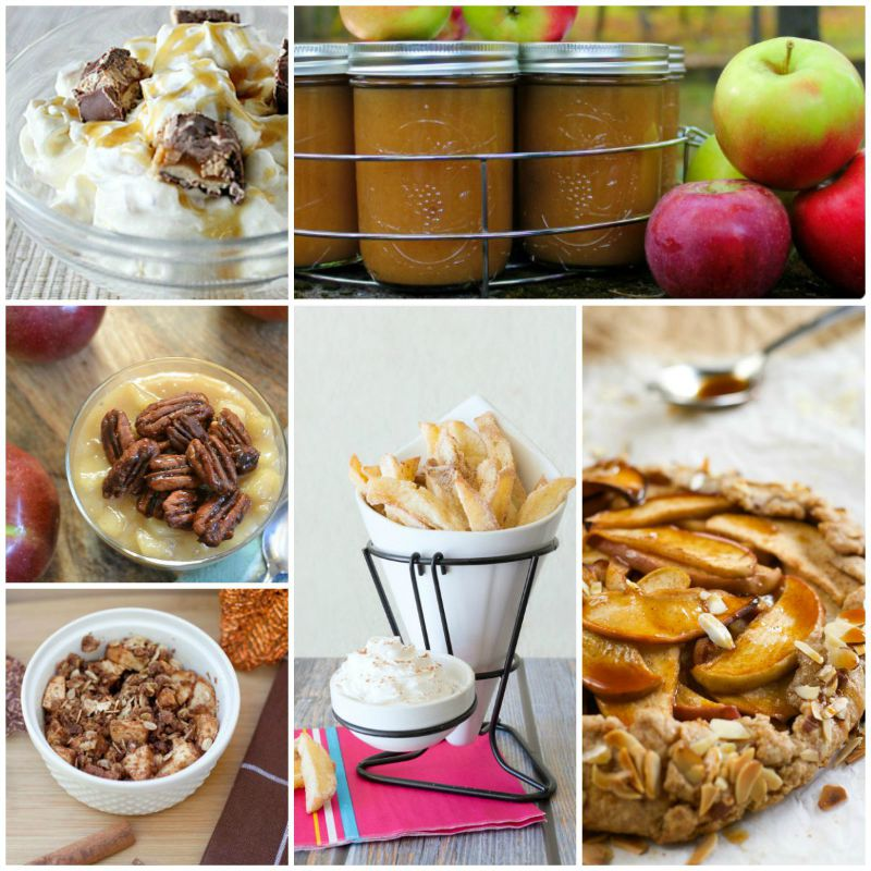 25 Apple Recipes You Have to Try