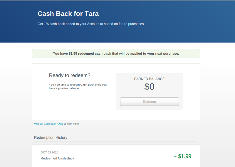 Keeping Our Budget on Track with American Express Serve Cash Back