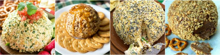 25 Delicious Cheese Balls for Your Next Get Together