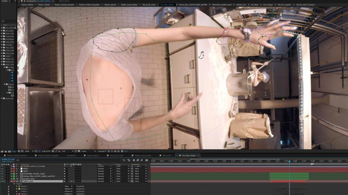 360-Grad Video Bahlsen