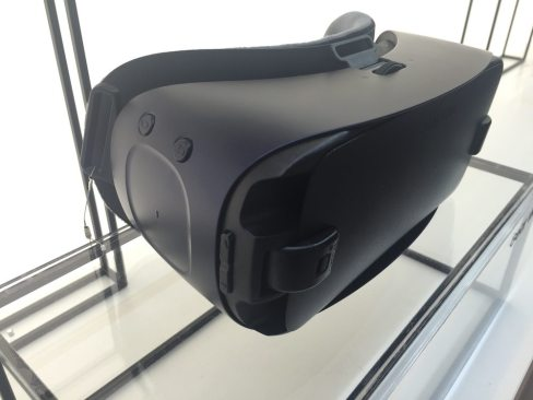 IFA Berlin 2016 Gear VR Brille