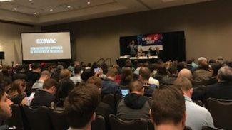 SXSW VR Vortrag