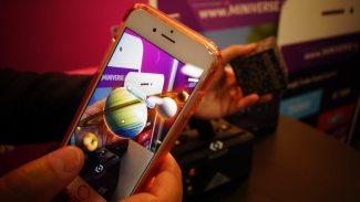 Augmented Reality Smartphone IFA Berlin