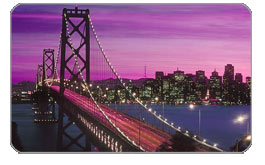 San Francisco Bay City & Landmark Tours