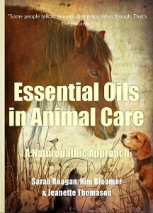 Essential Oils for Animals book