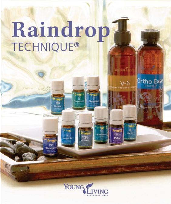 Raindrop Technique Kit by Young Living