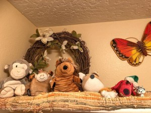 stuffed toys rescued