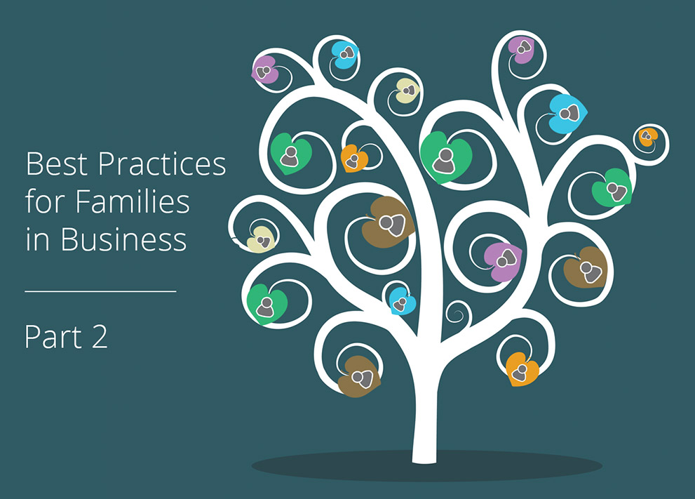 Best Practices in Family Business - Part 2