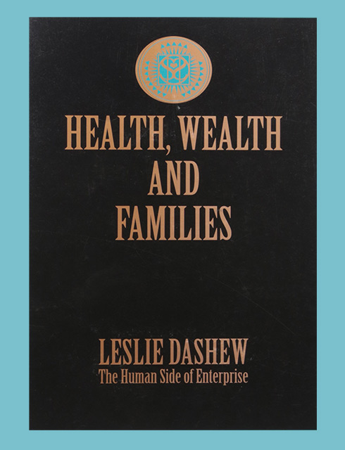 Health, Wealth & Families Book Cover