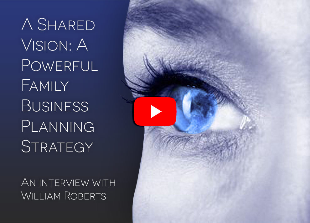 SHARED VISION: A VIDEO INTERVIEW WITH BILL ROBERTS