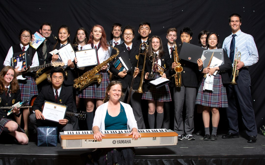 Grade 8-11 Closing Ceremony Photos
