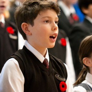remembrance day Aspengrove School Nanaimo Independent School-17
