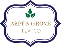 Aspen Grove Tea Co. logo
