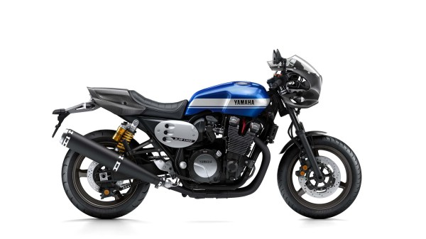 2015 Yamaha XJR1300 Racer - Japan's Cafe Racer - Asphalt ...