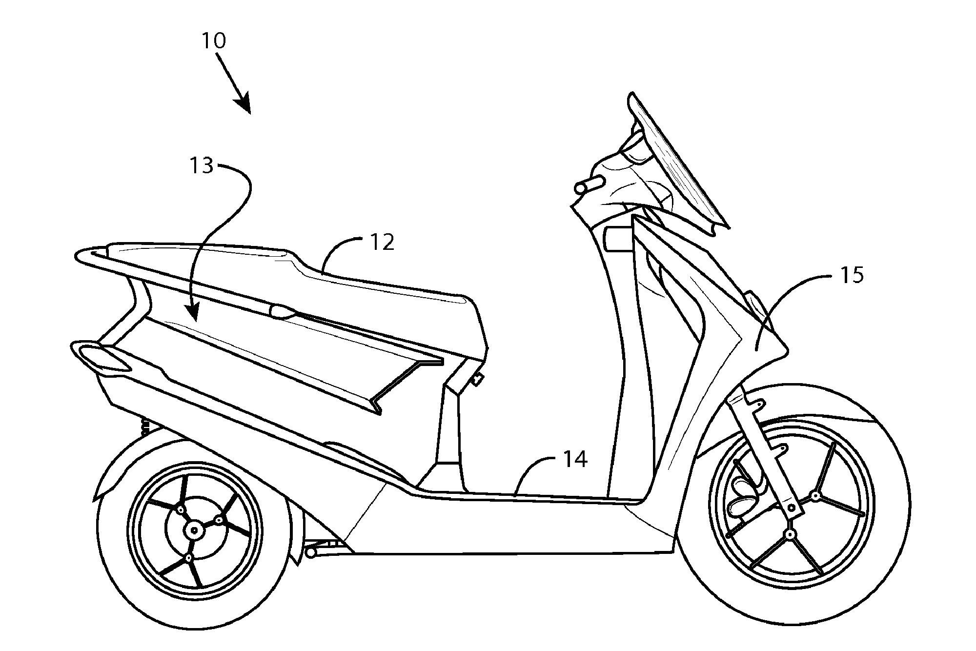 Erik Buell Racing Patents Hybrid Motorcycle Design