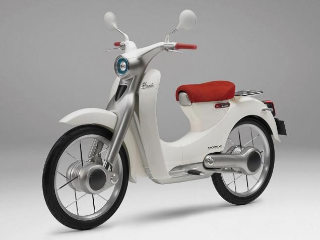 Honda-EV-Cub