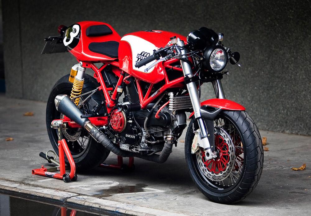 Radical Ducati Cafe Veloce