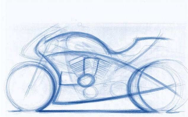 Ducati-Diavel-design-sketch