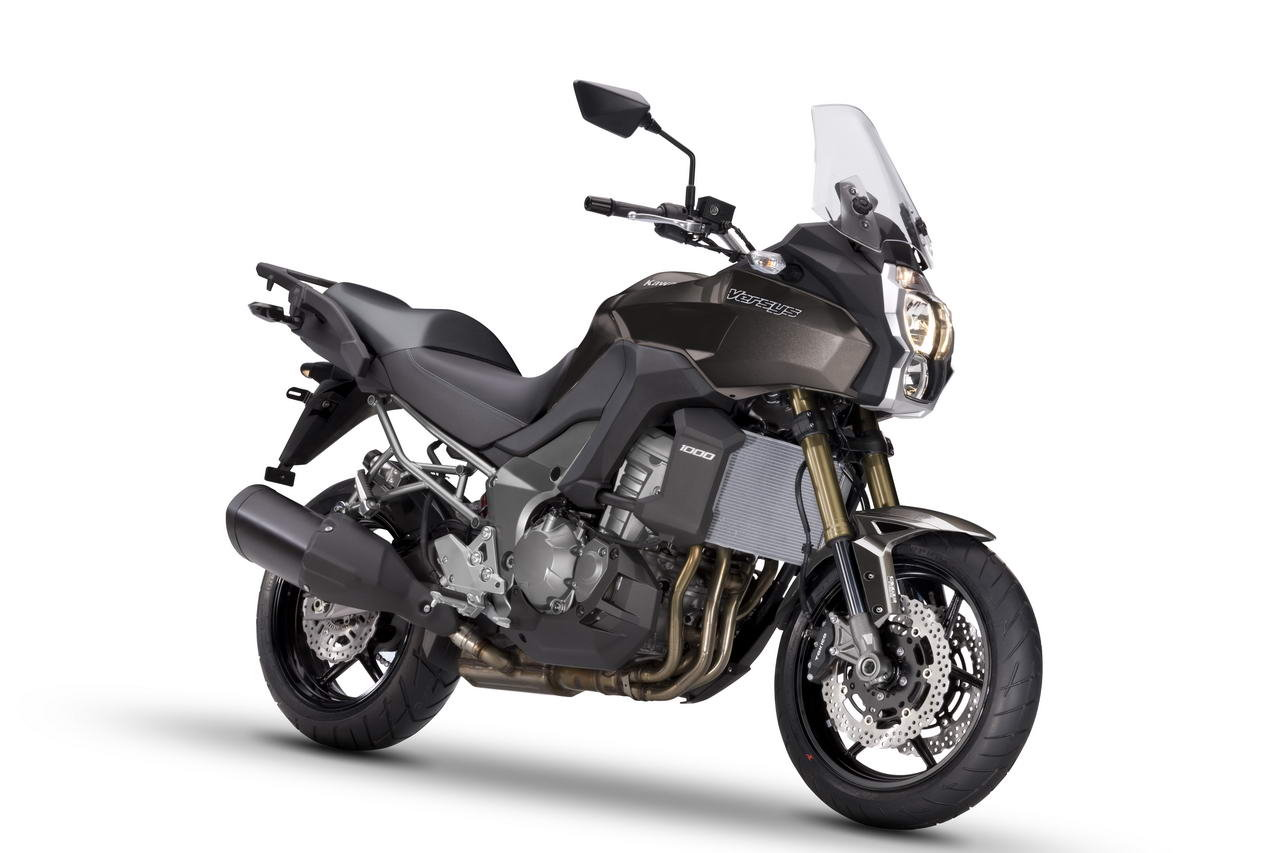 2012 kawasaki versys 1000 the z1000 adventure sport asphalt rubber. Black Bedroom Furniture Sets. Home Design Ideas