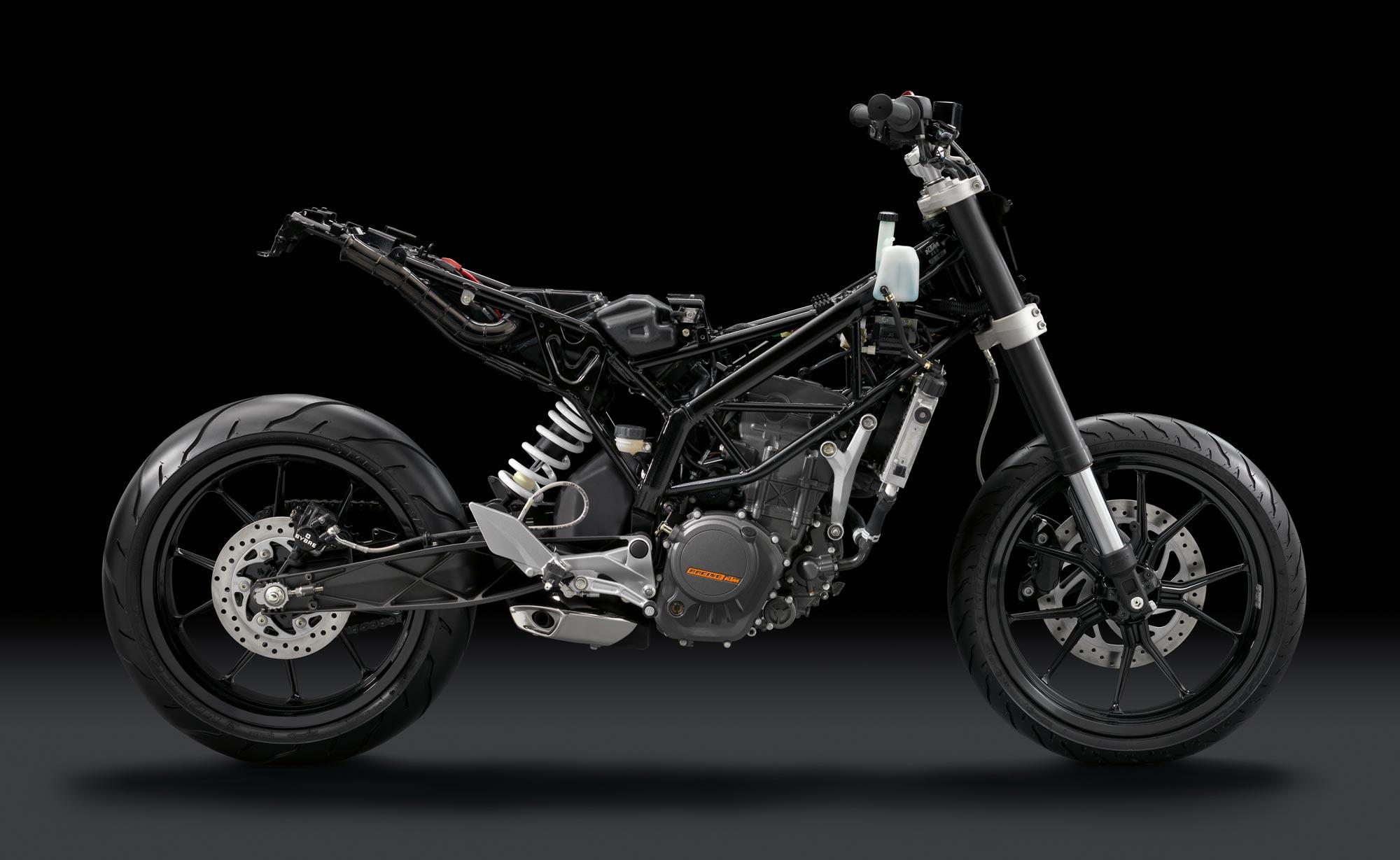 Confirmed Ktm 350 Duke In 2013 - Moto3 Inspired 350Cc Sport Bike In 2014 - Asphalt -9973