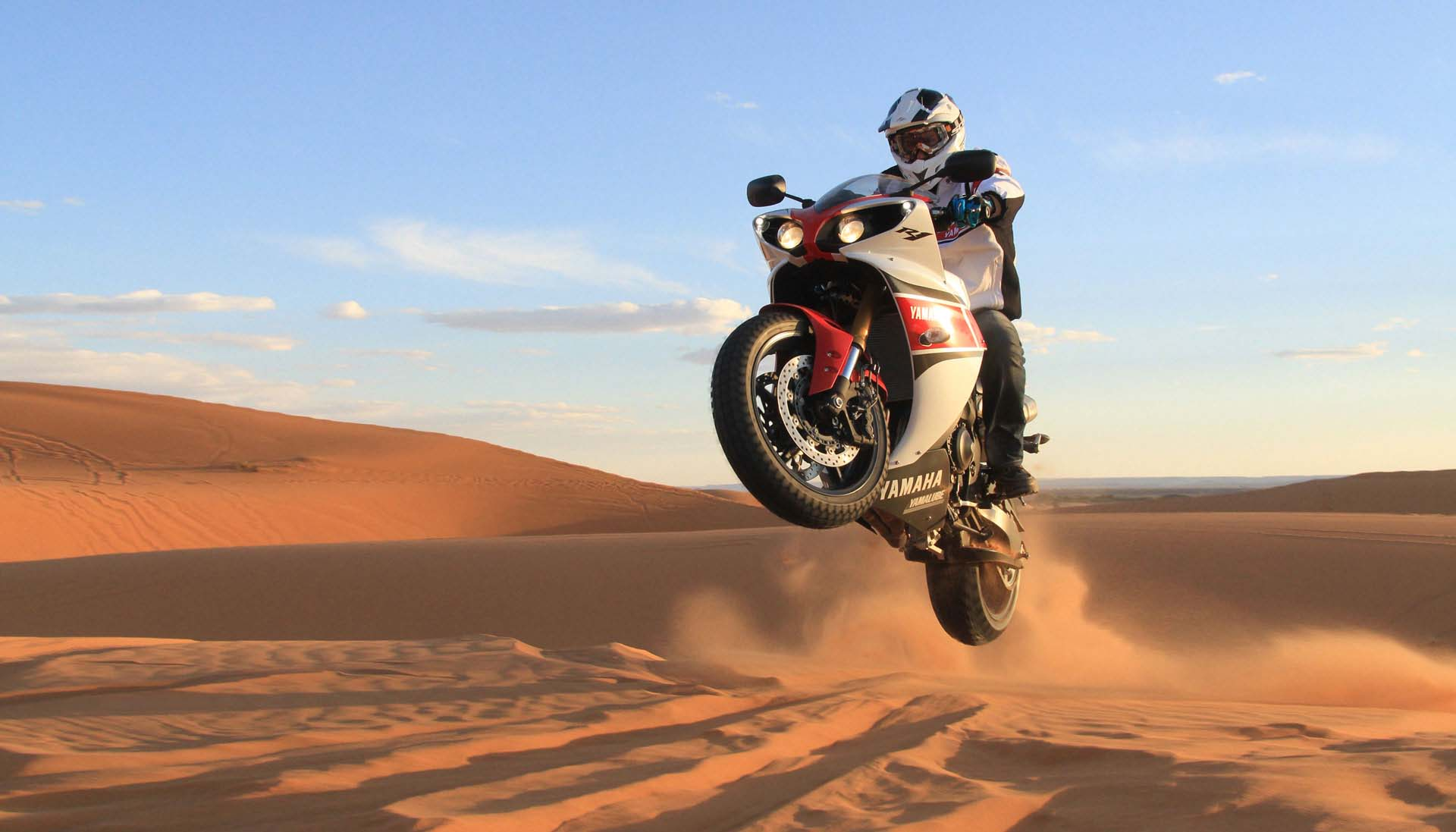 Yamaha S 180hp Adventure Bike Is Our Kind Of Crazy
