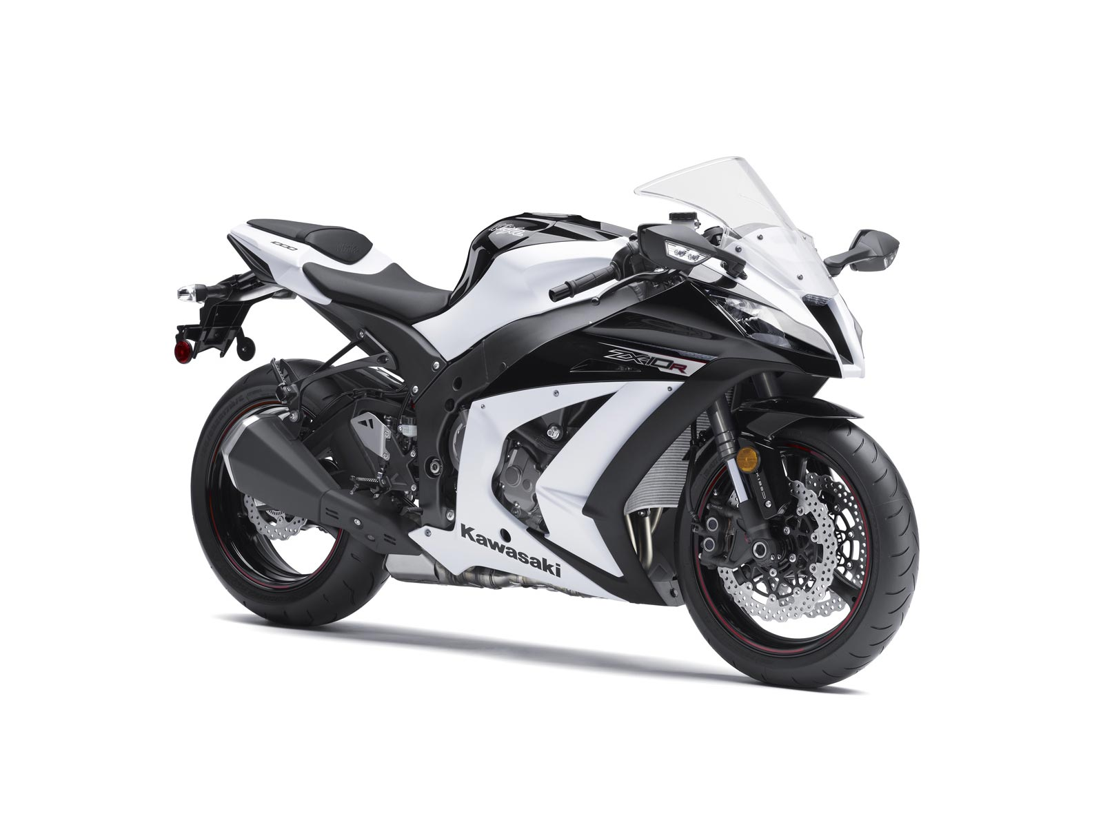 2013 Kawasaki Ninja ZX 10R Gets Adaptive Electronic Steering Damper
