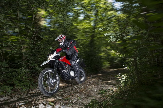 More Photos of the Husqvarna TR 650 Strada & Terra Husqvarna TR 650 Terra Outdoor 08 635x422