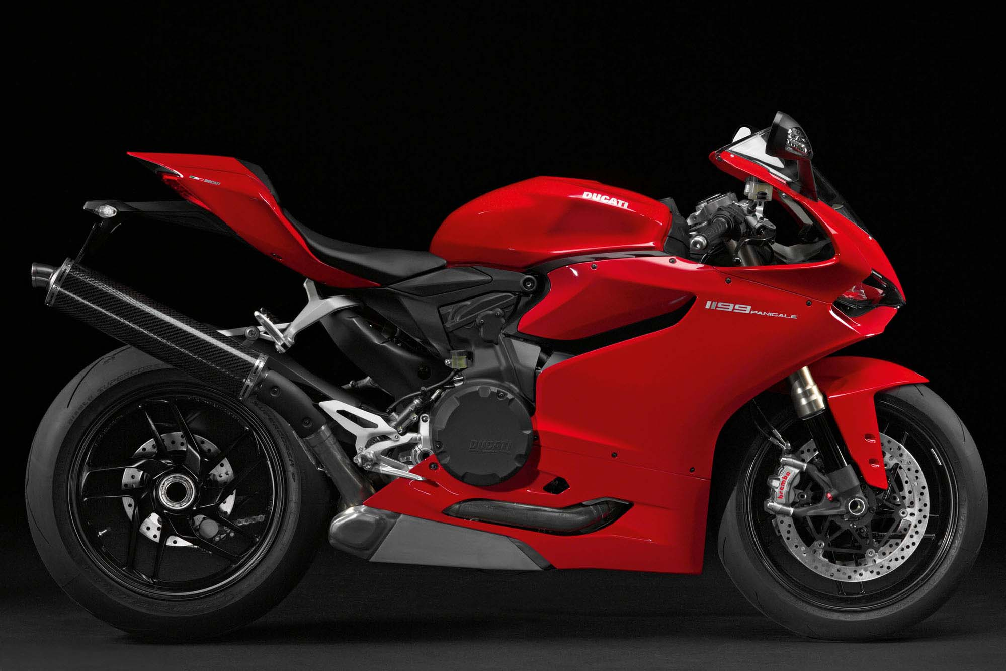 too loud for japan - the ducati 1199 panigale gets ruined for the