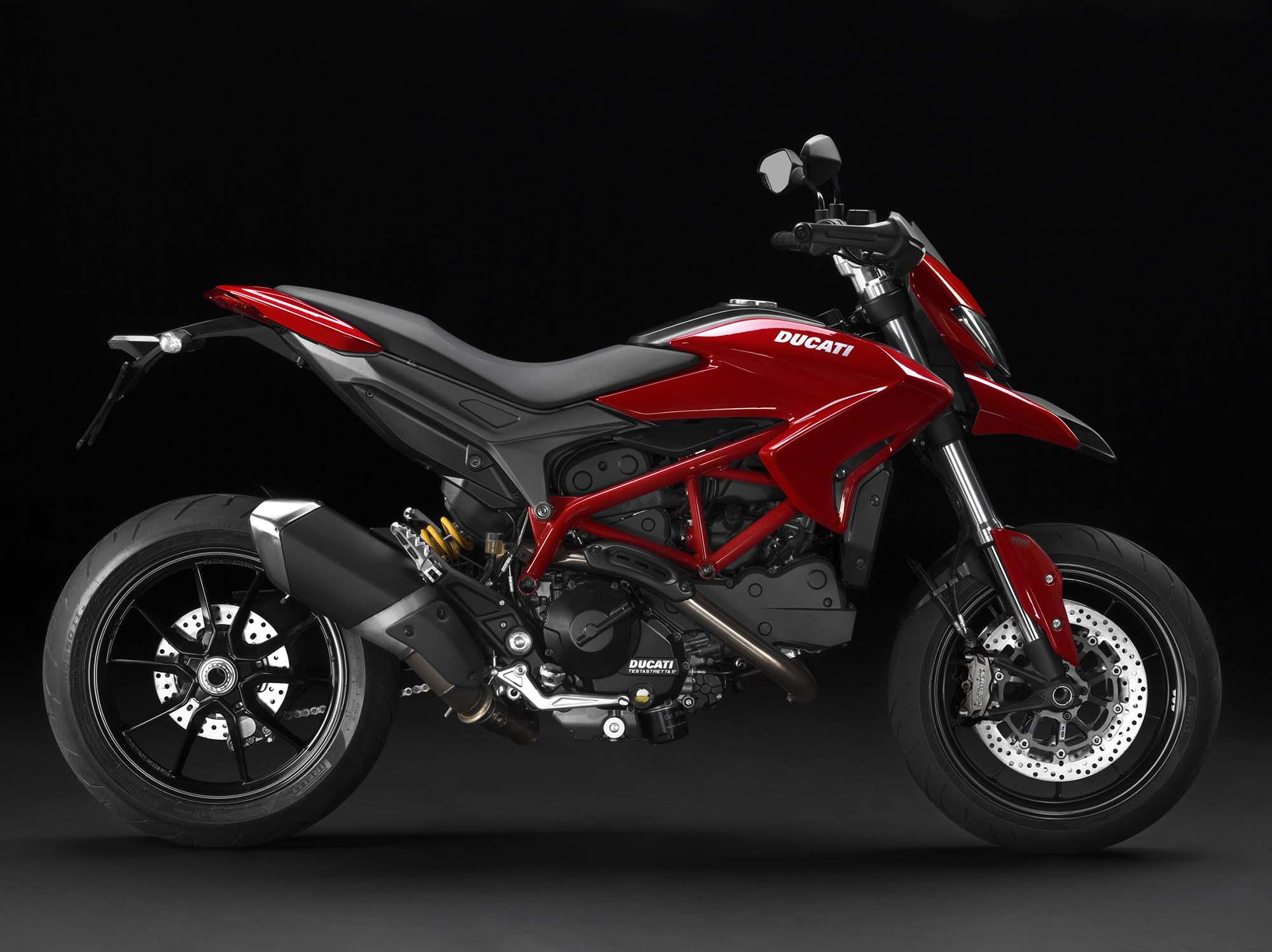 2013 Ducati Hypermotard - Makes More Tickets than Bieber ...