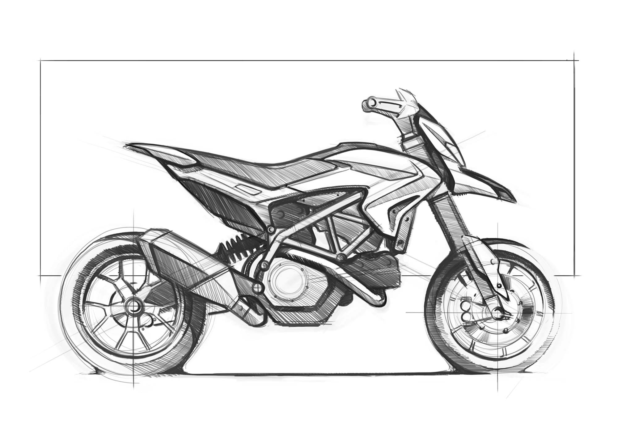 New 937cc Ducati Hypermotard 939 Outed For