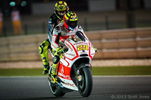 Scott-Jones-MotoGP-Qatar-Valentino-2up-Andrea-Iannone