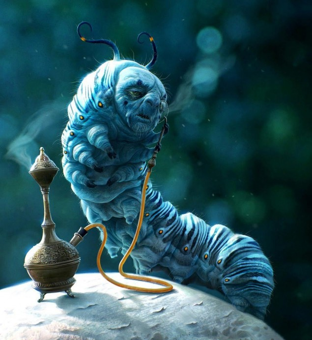 The-Caterpiller-Alice-in-Wonderland