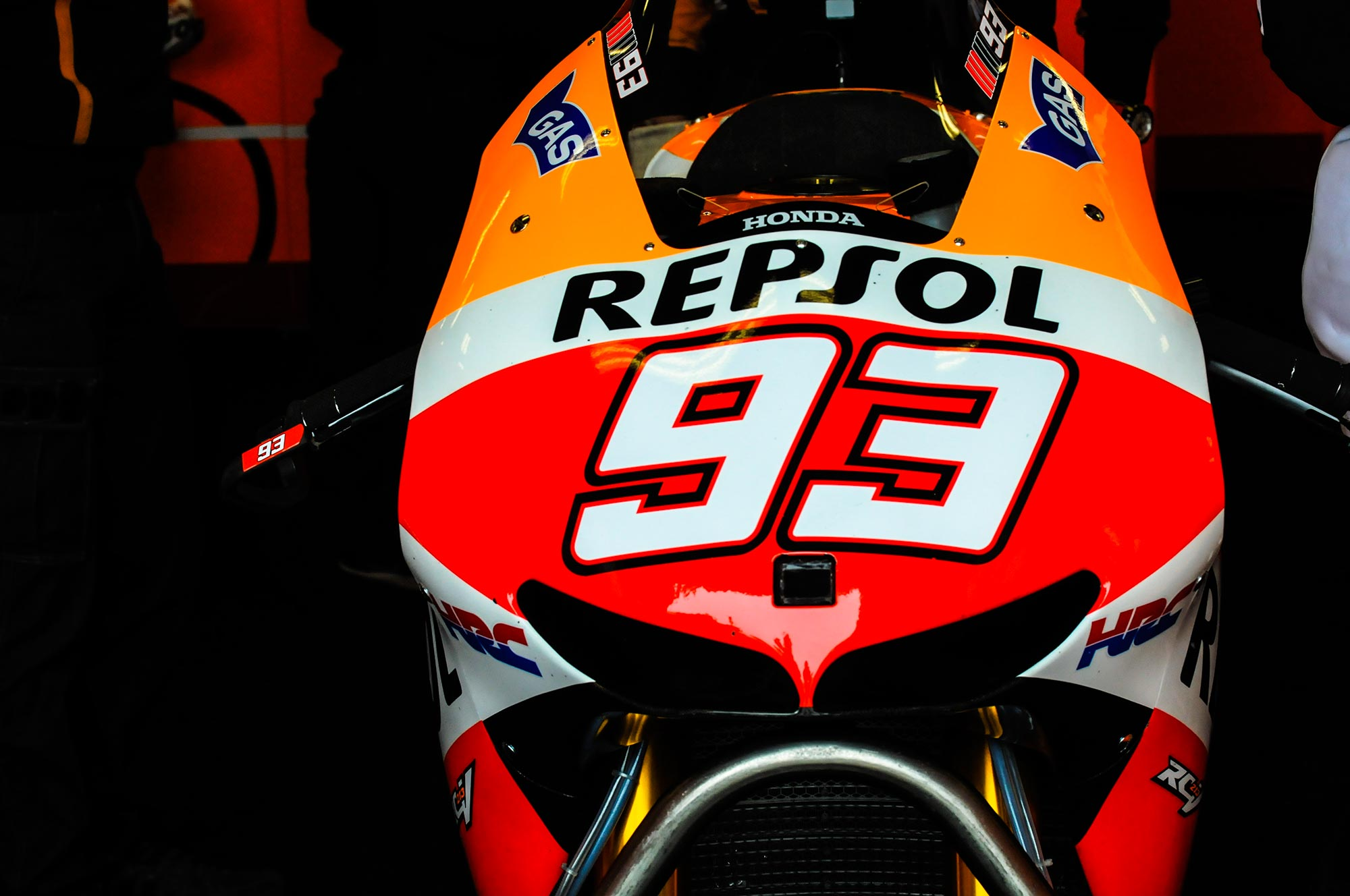 Up-Close with the 2013 Honda RC213V - Asphalt & Rubber