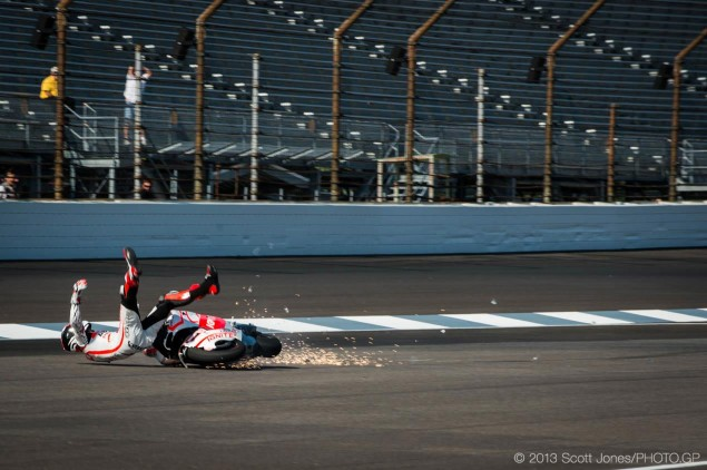 ben-spies-crash-indianapolis-gp-scott-jones