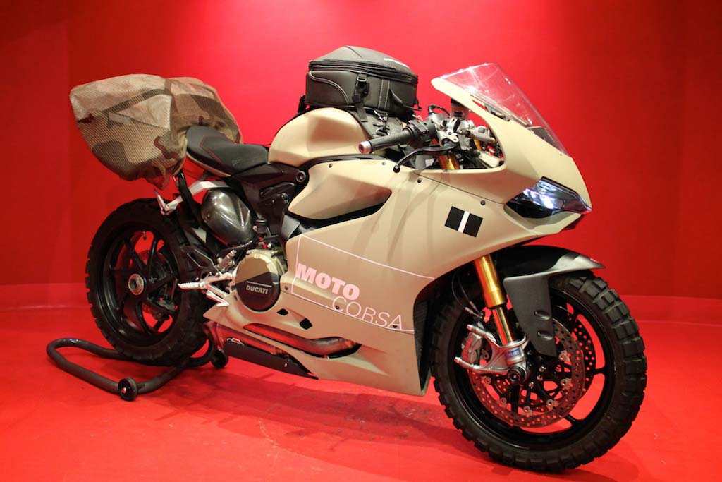 Ducati  Terracorsa By Motocorsa