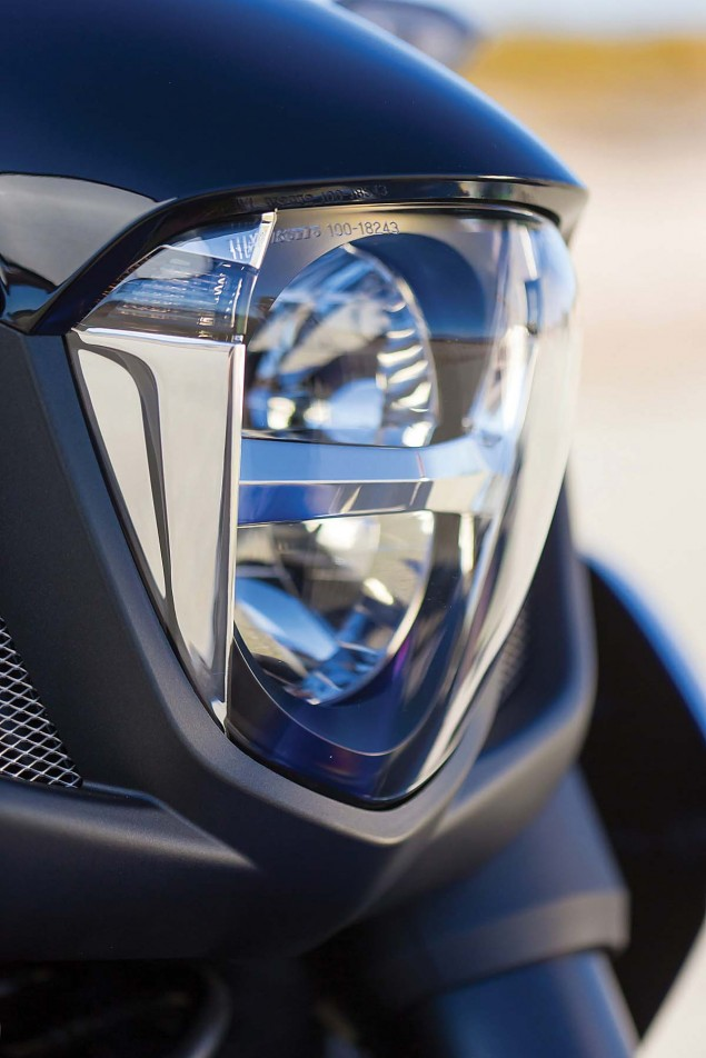 2014 Honda Valkyrie