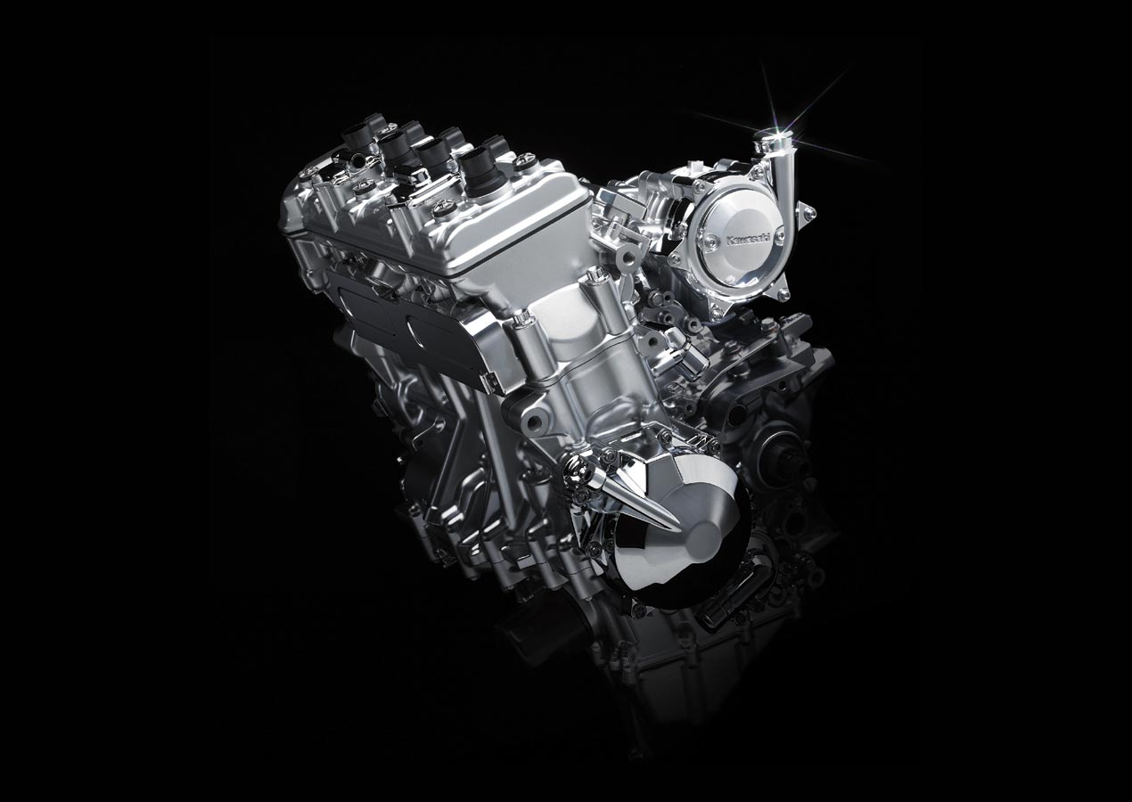 Listen To The Sound Of The New Supercharged Kawasaki H2 Asphalt