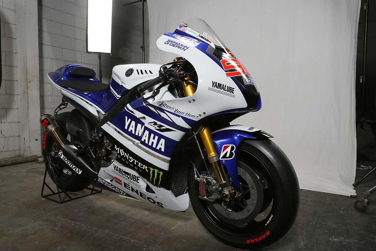 Modif vixion 2012 Livery Yamaha Tech 3 MotoGP | Blog