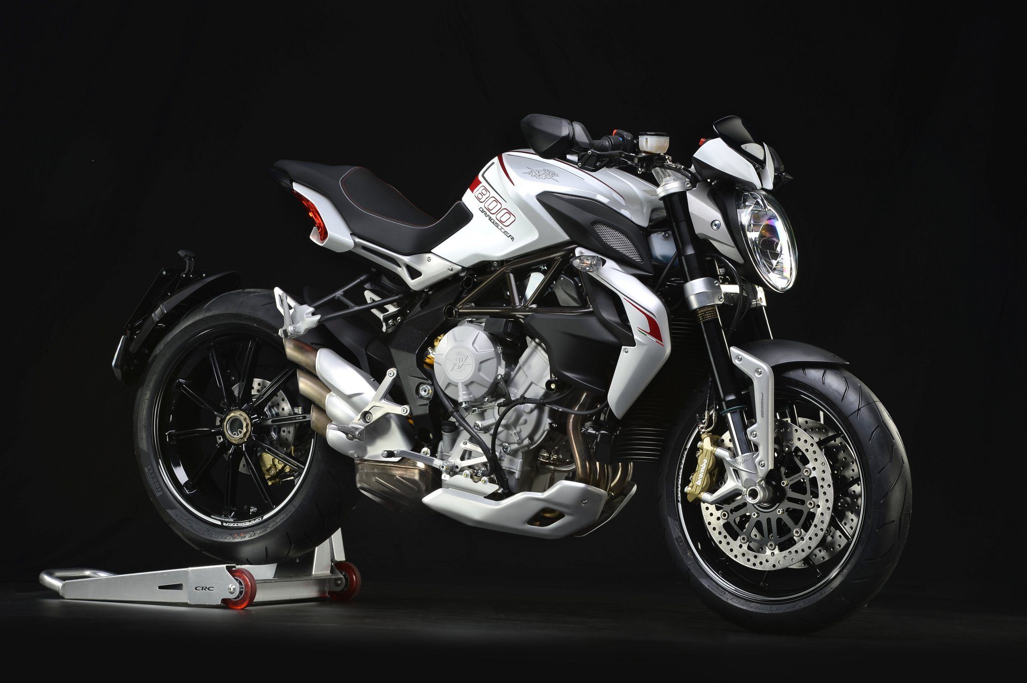 Tech Specs of the MV Agusta Brutale 800 Dragster - Asphalt & Rubber