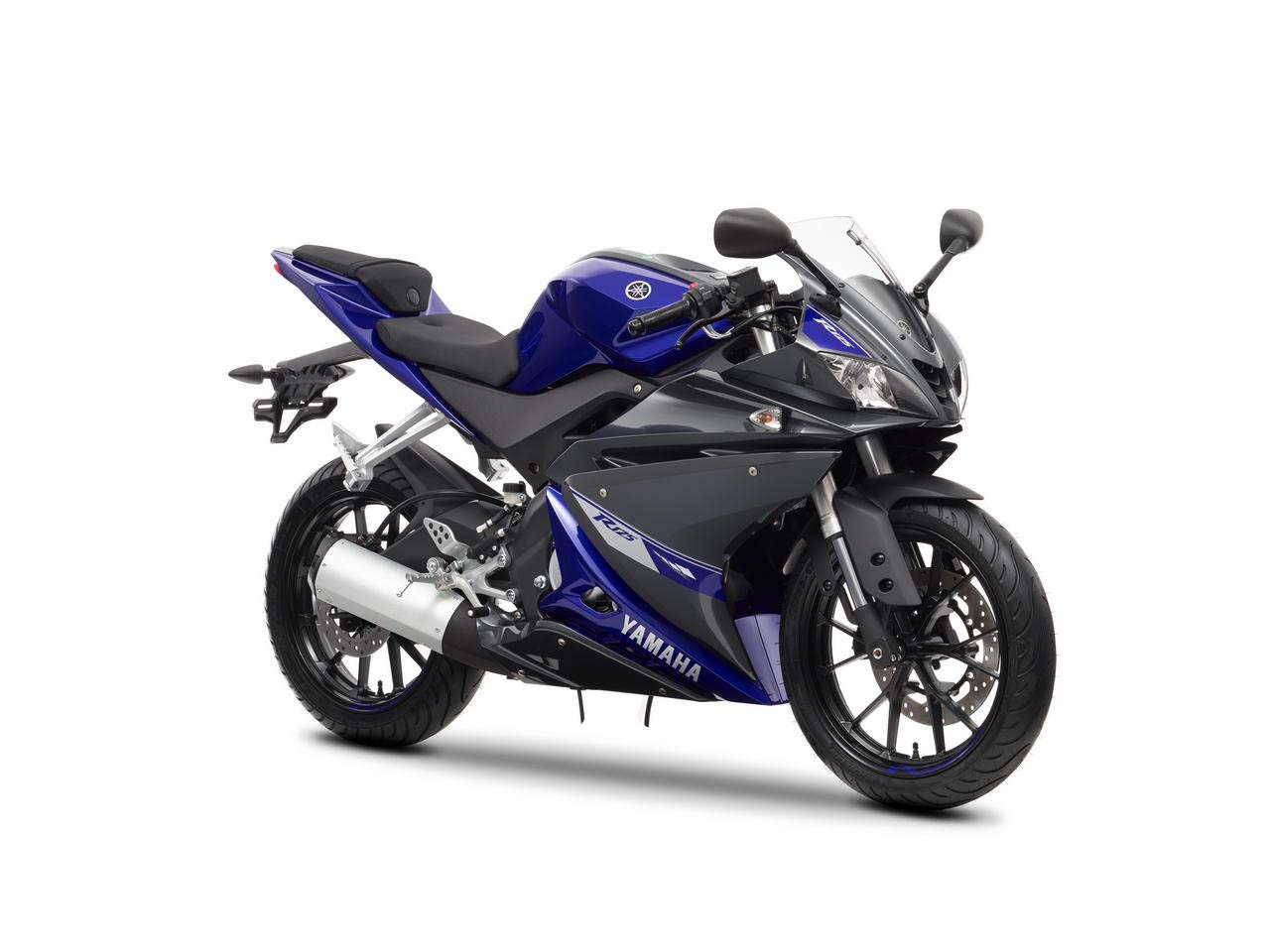 2014 yamaha yzf-r125 debuts for europe