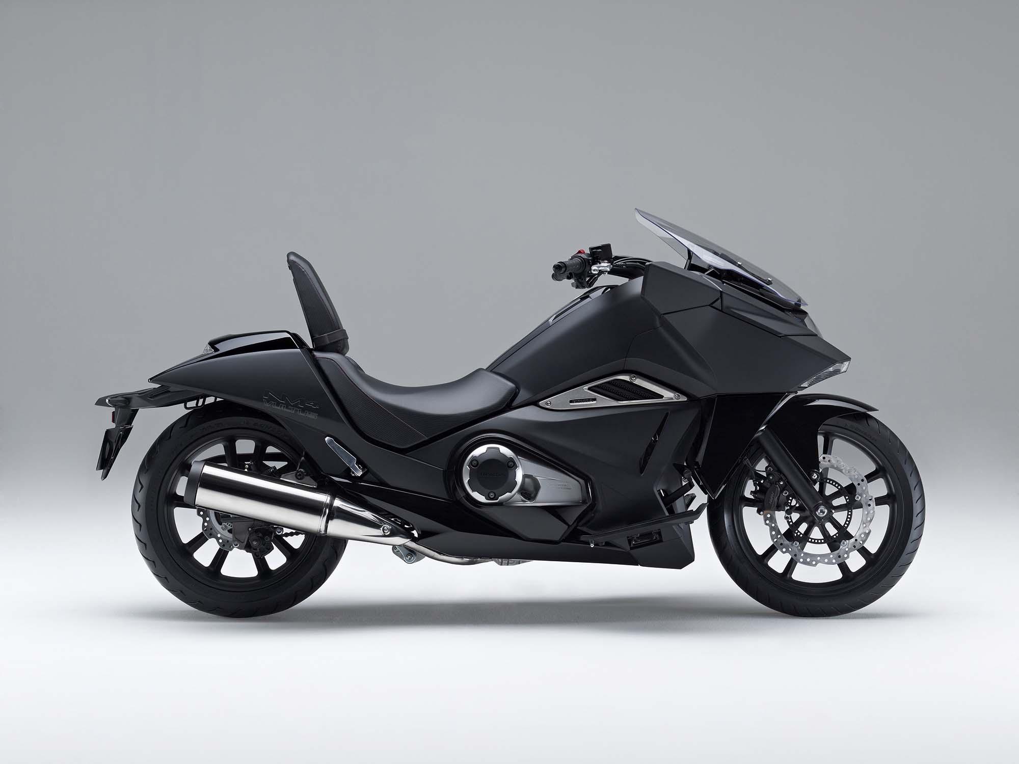 2014 Honda NM4 Vultus Debuts in Japan - Asphalt & Rubber
