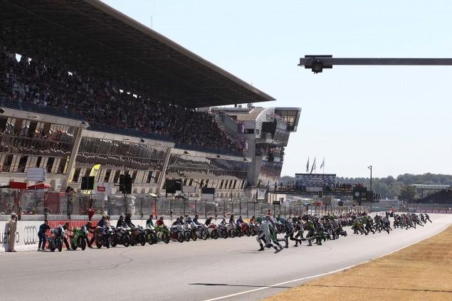 24 H DU MANS 2012 DEPART RACE