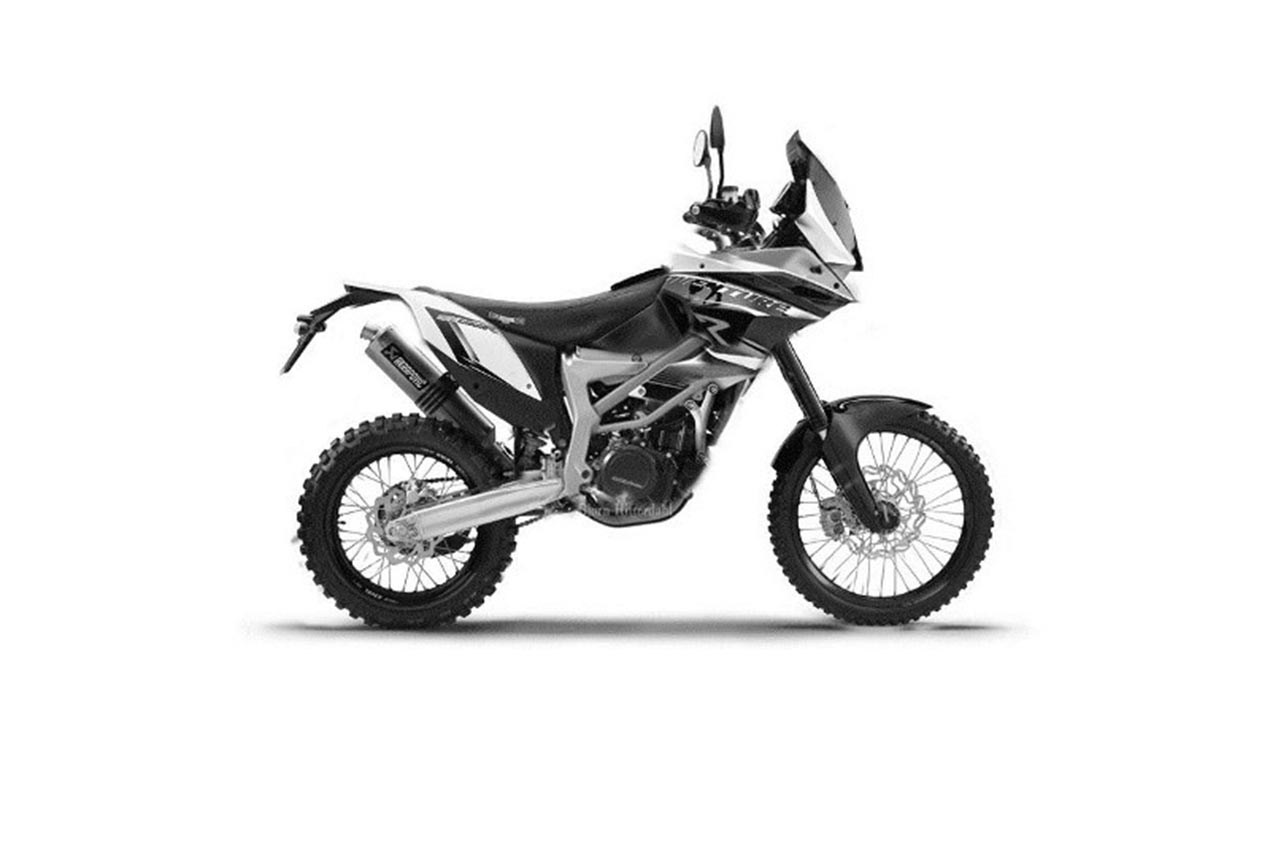 this isn u0026 39 t the 2015 ktm 390 adventure  but it is coming