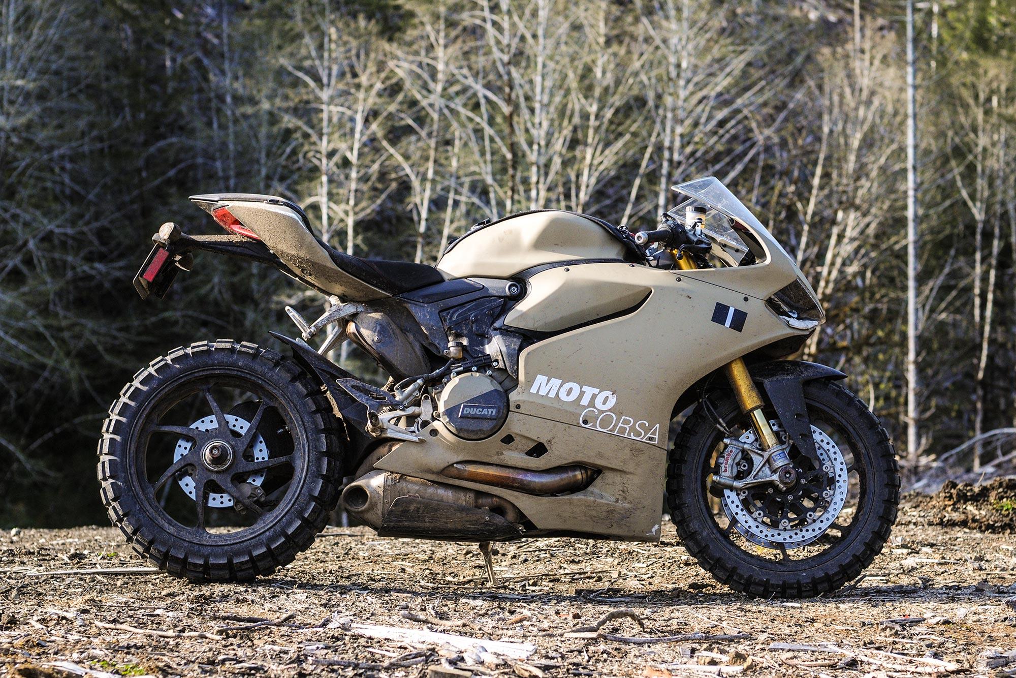 Ducati  Terracorsa For Sale